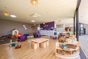 221平米现代风格幼儿园装修效果图赏析