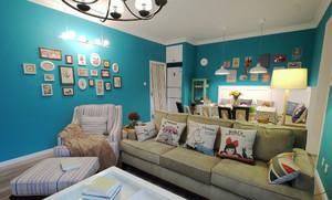 北欧风格三居室室内装修设计效果图鉴赏
