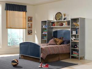 90平米现代风格儿童房设计装修效果图鉴赏