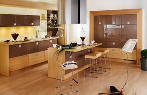 38平米法式风格厨房装修效果图鉴赏