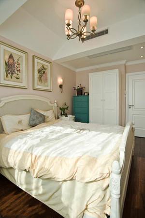 简欧风格小户型卧室衣柜设计效果图赏析
