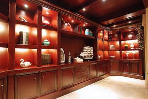 美式风格别墅室内整体设计装修效果图赏析