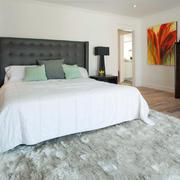 116平米美式风格卧室装修效果图赏析