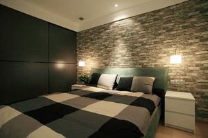 后现代风格一居室卧室衣柜设计效果图鉴赏