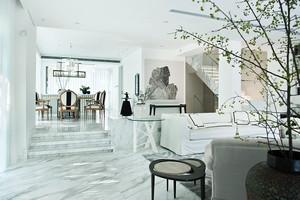 现代简约风格别墅室内整体设计装修效果图鉴赏