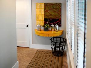 现代风格二居室玄关设计效果图鉴赏