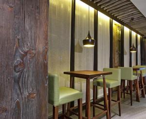 108平米美式风格餐厅装修效果图赏析