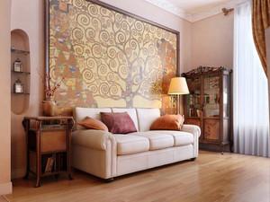 古典欧式风格四居室室内装修效果图鉴赏