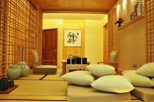 日式风格小户型室内整体装修效果图鉴赏