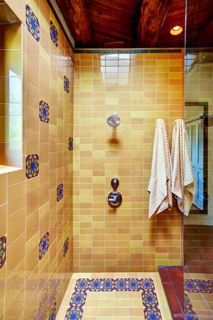东南亚风格小户型卫生间墙砖设计效果图赏析