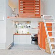 现代简约风格跃层卧室设计装修效果图赏析