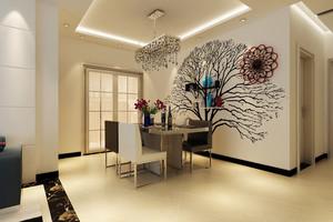 2016唯美大户型室内餐厅设计装修效果图欣赏