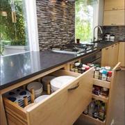 20平米韩式风格厨房装修效果图赏析