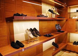 82平米现代风格鞋店装修效果图赏析