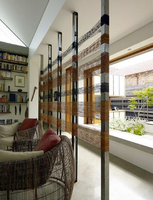现代风格小户型室内创意隔断设计效果图鉴赏