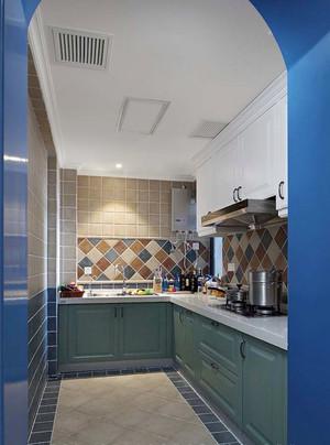 126平米地中海风格厨房装修设计效果图鉴赏