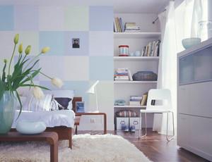 都市简约风格三居室卧室儿童房间装修效果图鉴赏