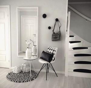 北欧风格复式楼楼梯设计效果图鉴赏