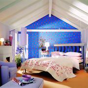 138平米简欧风格卧室背景墙装修效果图鉴赏