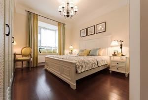 100平米简欧风格卧室飘窗设计效果图鉴赏
