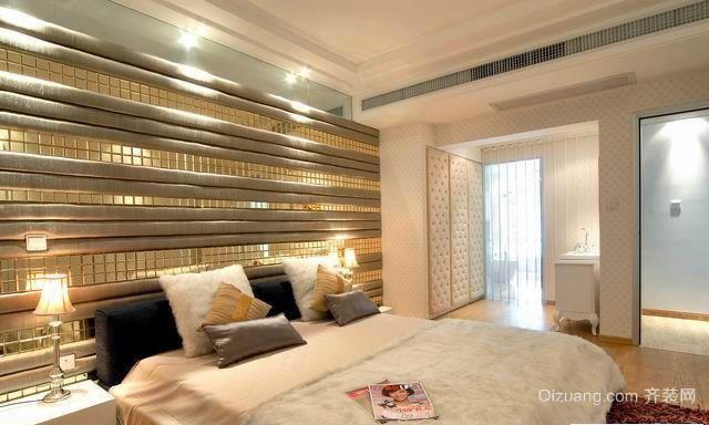 现代简约风格两居室室内装修效果图鉴赏
