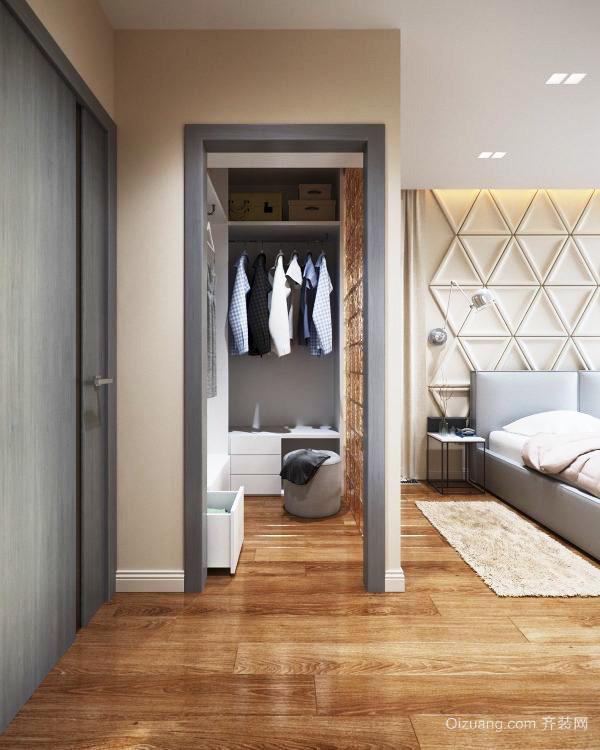 现代极简主义风格小户型室内装修效果图赏析