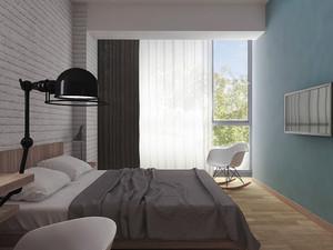 北欧风格一居室室内装修效果图赏析