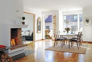 北欧风格小户型公寓室内装修效果图赏析