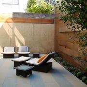 后现代风格小别墅私家庭院景观设计效果图赏析