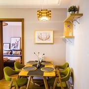 北欧风格小户型精致小餐厅装修效果图鉴赏