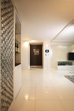 现代简约风格大户型过道走廊吊顶装修效果图鉴赏