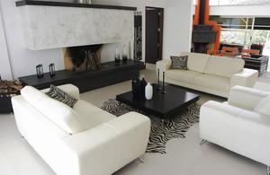后现代风格二居室客厅装修效果图赏析