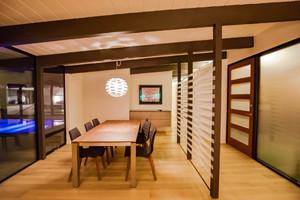 日式风格三居室餐厅装修设计效果图赏析