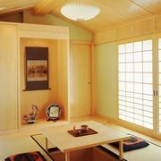 日式风格自建别墅榻榻米设计装修效果图赏析
