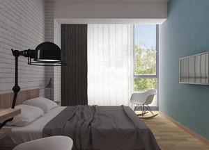北欧简约风格小户型室内装修效果图赏析