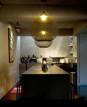 178平米现代loft风格精致复式楼室内装修效果图