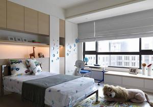 20平米现代简约风格儿童房设计装修效果图