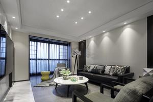 166平米现代简约风格四室两厅两卫装修效果图鉴赏