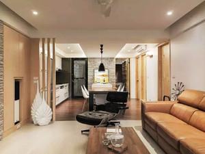 后现代风格三房两厅两卫室内装修效果图赏析