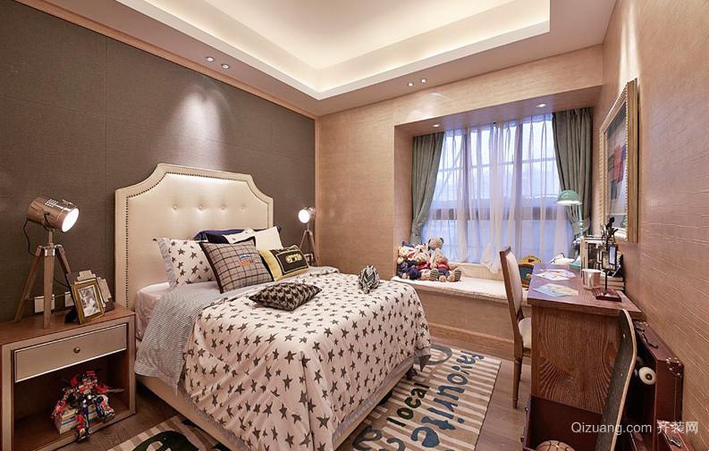 简欧风格三房两厅室内装修效果图赏析