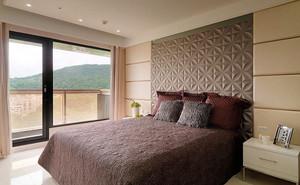 20平米现代简约风格卧室装修效果图赏析