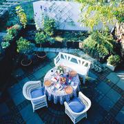 2016精美大气的别墅型入户花园装修效果图鉴赏
