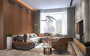 60平米北欧风格单身公寓室内设计装修效果图赏析