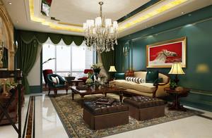 古典欧式风格大户型室内装修效果图赏析