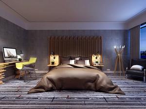 30平米后现代简约风格卧室装修效果图赏析
