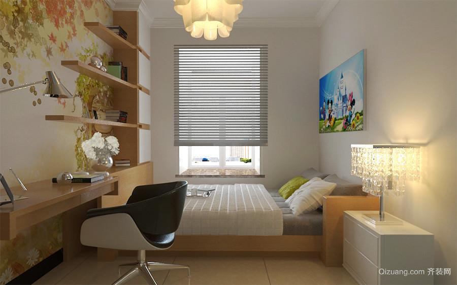 140平米奢华欧式风格三室两厅装修效果图
