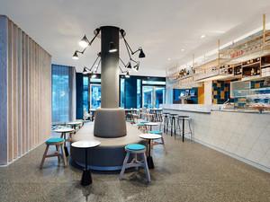 后现代简约风格风格酒吧吧台装修效果图鉴赏
