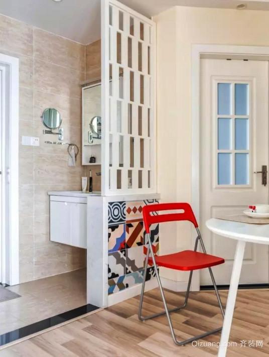 欧式风格别墅室内餐厅水晶吊灯设计装修效果图