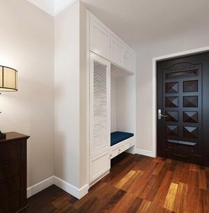 欧式风格大户型室内入户玄关柜设计效果图