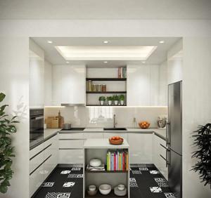 70平米北欧风格厨房装修效果图赏析